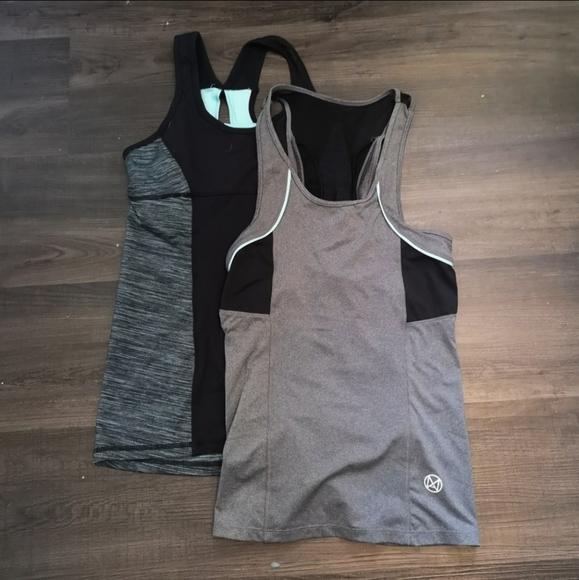 Workout tank top shirt bundle lot